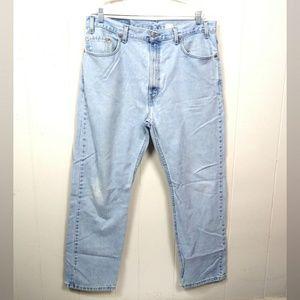 Vintage Levi's 505 reg. fit strt. leg jeans 38X30